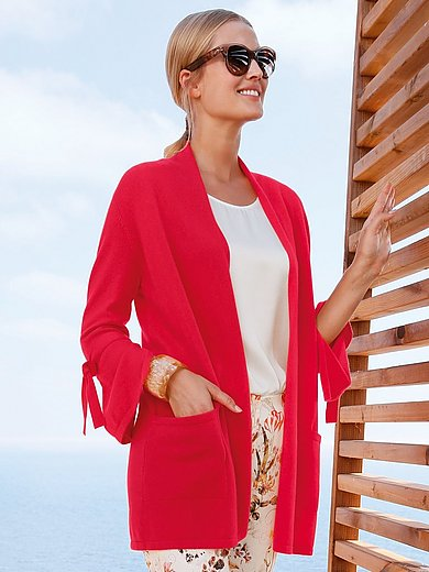 include - Cardigan in Pure cashmere in premium quality