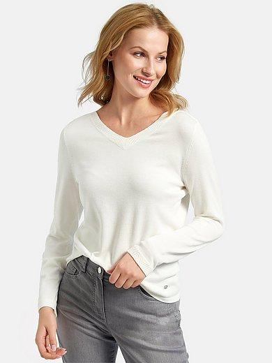 Basler - Pullover mit V-Ausschnitt
