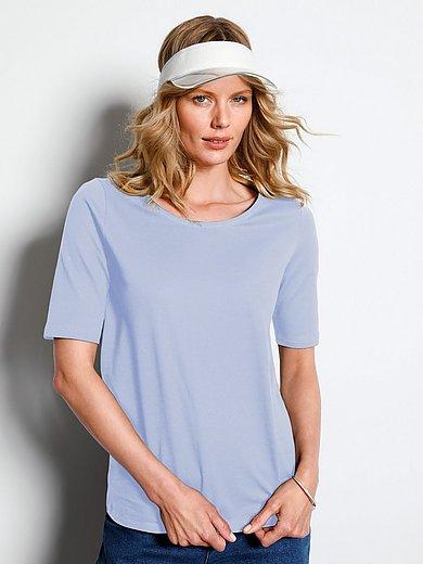 DAY.LIKE - Shirt van 100% katoen met ronde hals