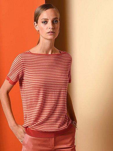 Fadenmeister Berlin - Shirt-Pullover mit 1/2-Arm