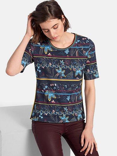 Betty Barclay - Shirt med rund hals og halvlange ærmer