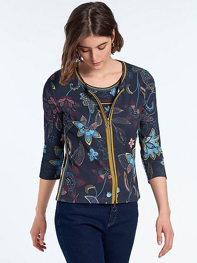 Betty Barclay - Le cardigan encolure ronde