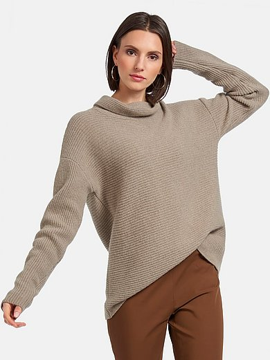 (THE MERCER) N.Y. - Le pull 100% cachemire
