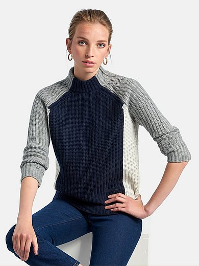Bogner - Jumper with long raglan sleeves
