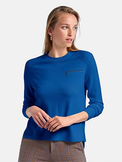 Bogner - Round neck jumper with long sleeves
