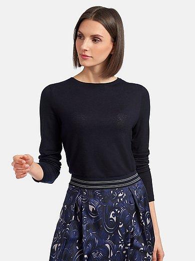 Windsor - Rundhalsad tröja med lång ärm