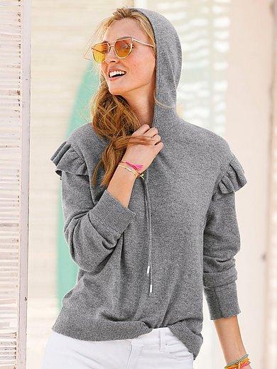 FLUFFY EARS - Pullover aus 100% PREMIUM Kaschmir