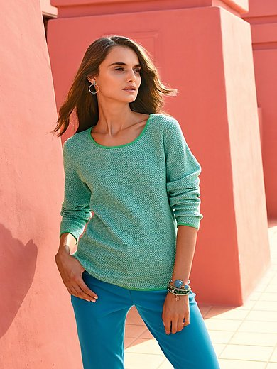 St. Emile - Round neck jumper with long sleeves