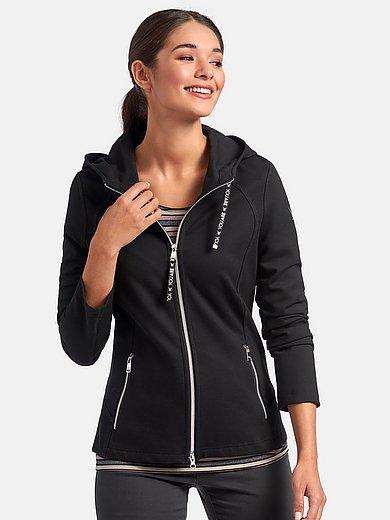 Fuchs & Schmitt - Sweat jacket with hood