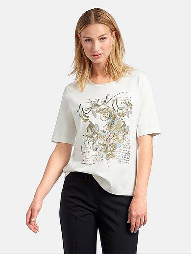 Rabe - Le T-shirt encolure ronde