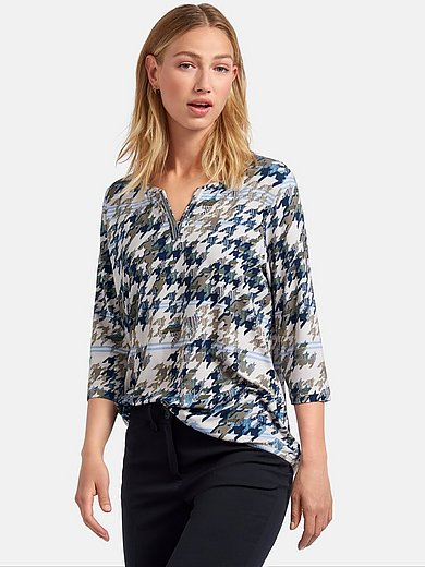 Rabe - Top with 3/4-length sleeves
