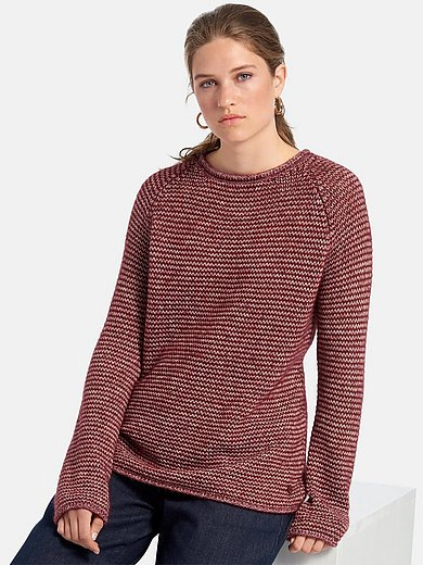MAERZ Muenchen - Round neck jumper with long sleeves.