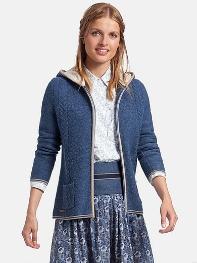 Hammerschmid - Cardigan with long sleeves
