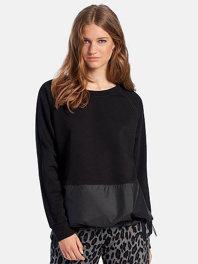 Margittes - Sweatshirt med lange raglanærmer