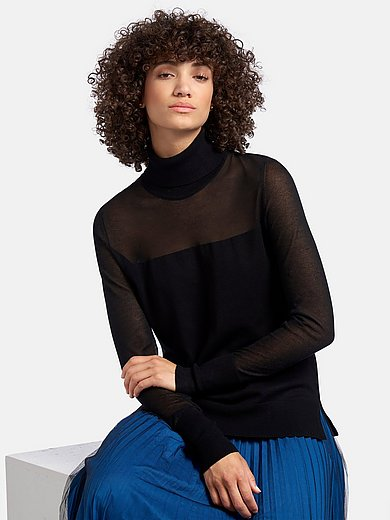 Riani - Roll-neck jumper with long sleeves