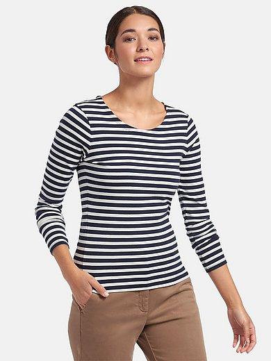 GANT - Shirt met ronde hals en lange mouwen