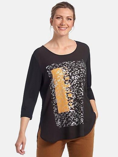 Samoon - Shirt met 3/4-mouwen