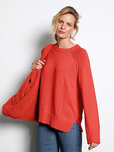DAY.LIKE - Le pull 100% coton manches longues raglan
