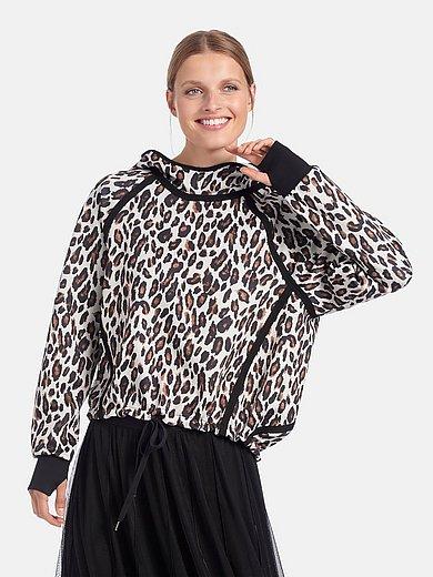 Margittes - Sweatshirt med oversized snit