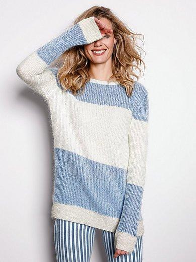 DAY.LIKE - Round neck jumper with long sleeves