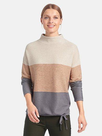 Betty Barclay - Pullover mit Stehbundkragen