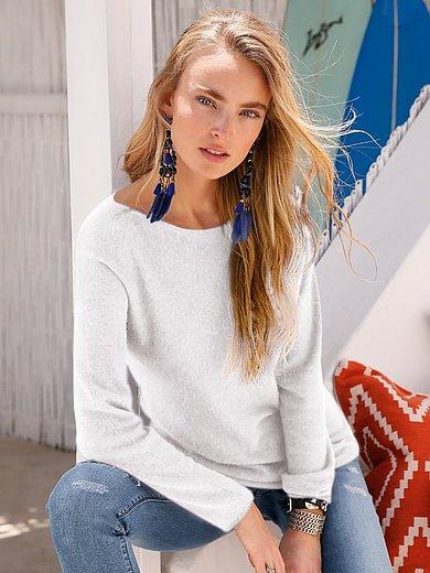 FLUFFY EARS - Pullover aus 100% Premium-Kaschmir
