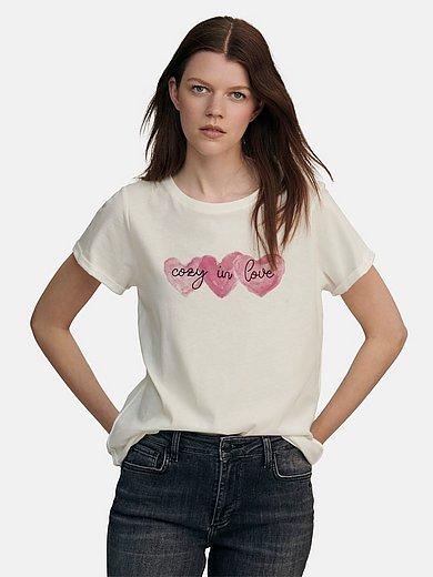 LIEBLINGSSTÜCK - Le T-shirt col rond