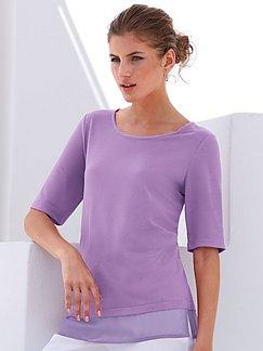 Lilae Damen Shirts im Peter Hahn Online Shop kaufen