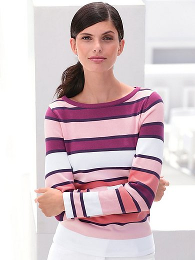 mayfair by Peter Hahn - Le pull 100% coton