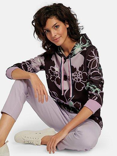 MYBC - Sweatshirt met capuchon en lange mouwen