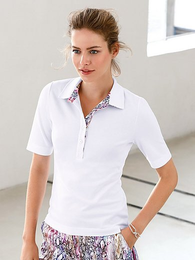 Looxent - Polo shirt with short sleeves