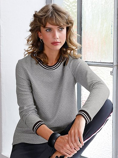 Looxent - Sweatshirt med lång ärm