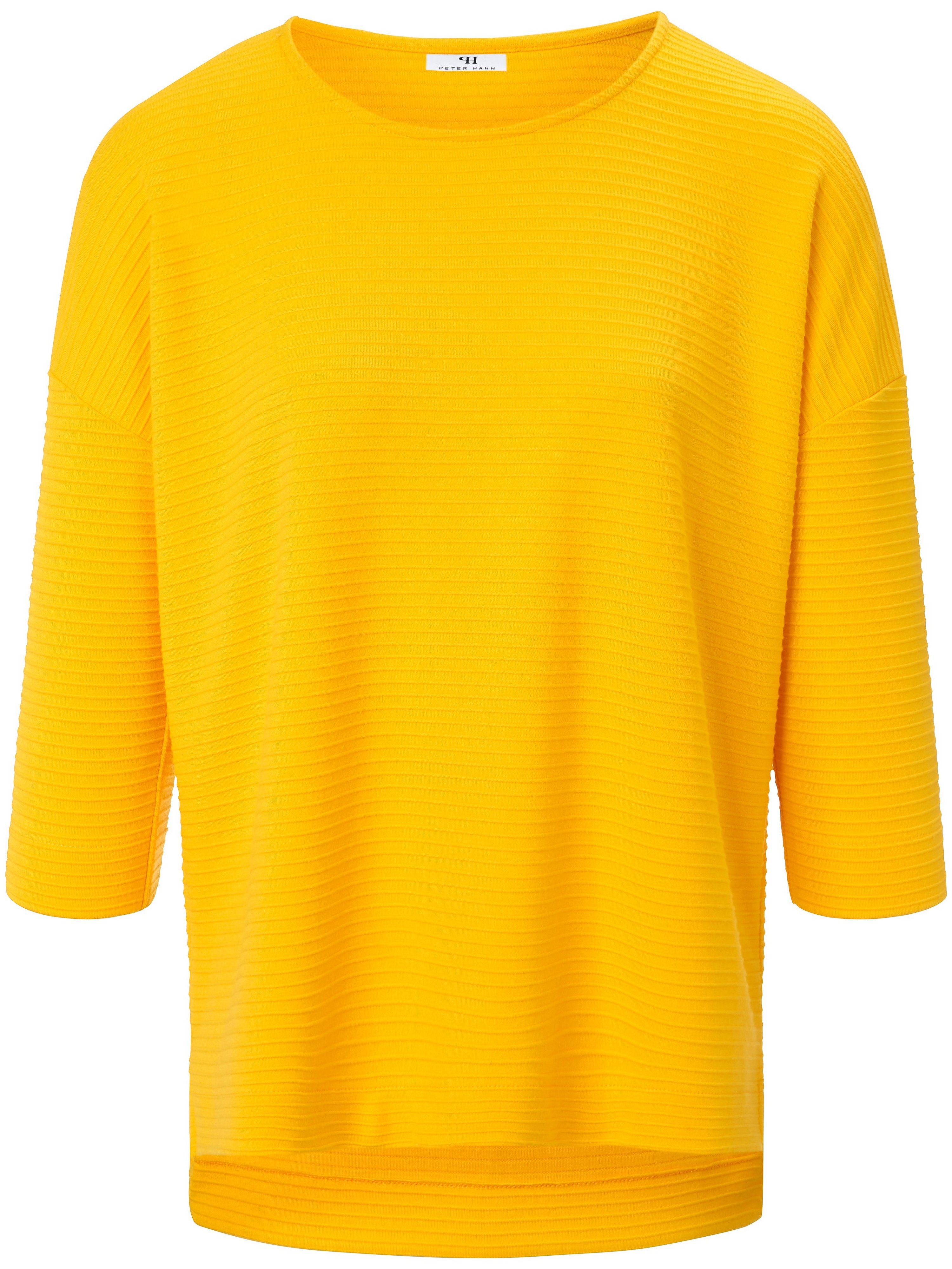 Jumper 3/4-length sleeves Peter Hahn yellow