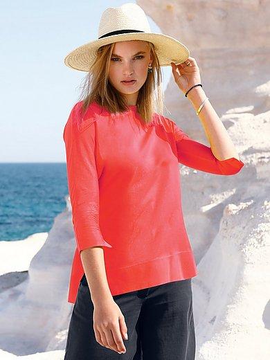 Peter Hahn - Shirt van 100% Pima Cotton met ronde hals
