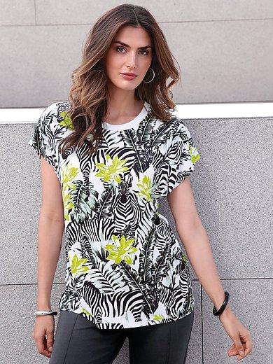 Emilia Lay - T-shirt with drop shoulder