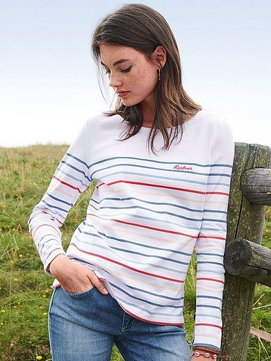 Barbour - Le T-shirt 100% coton à manches longues