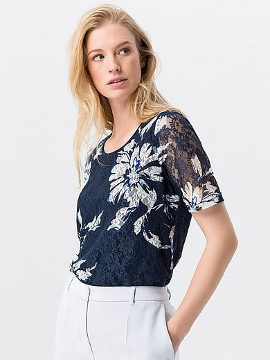 Uta Raasch - Le T-shirt en dentelle
