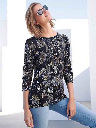 Betty Barclay - Rundhalsad tröja med lång ärm