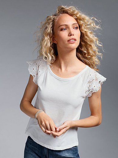 MYBC - Mouwloos shirt met ronde hals