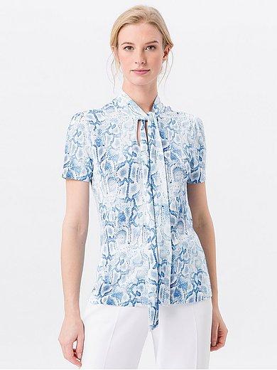 Uta Raasch - Shirt mit gerundetem V-Ausschnitt