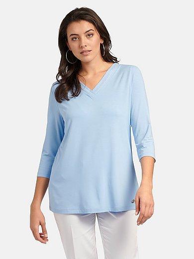Anna Aura - Shirt met V-hals en 3/4-mouwen