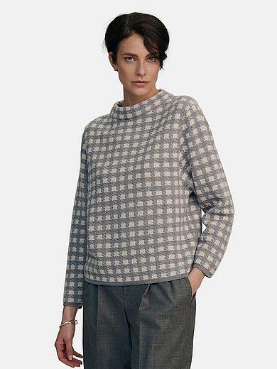 Windsor - Pullover mit Stehkragen