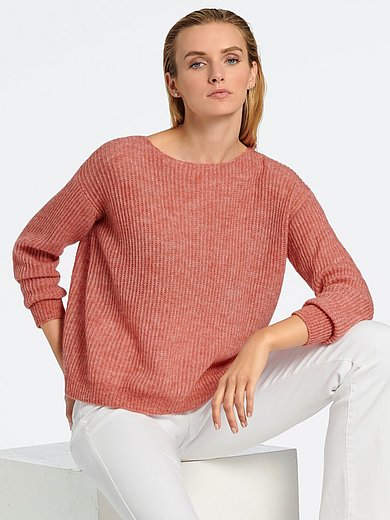 Uta Raasch - Jumper with long sleeves and boat neck