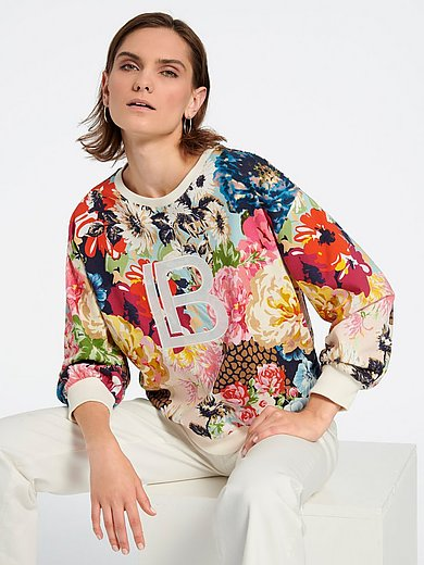 Laura Biagiotti Roma - Sweatshirt in 100% cotton