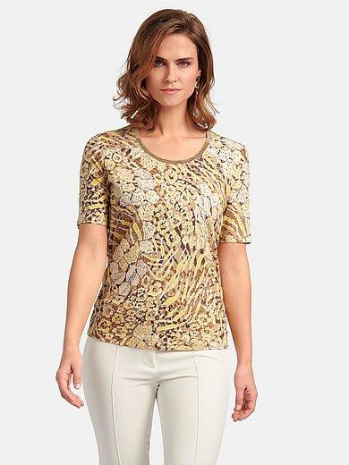 Basler - Shirt met korte mouwen en allover-print