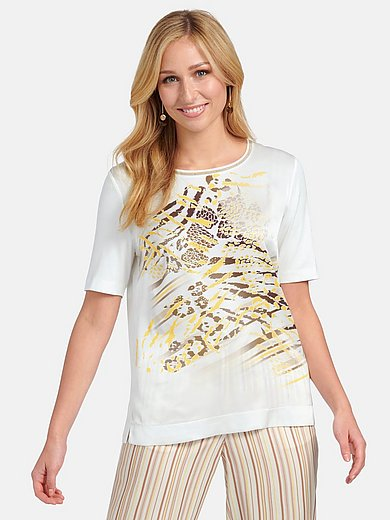 Basler - Short-sleeved top with print