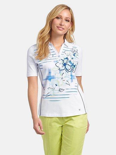 Basler - Poloshirt van met korte mouwen