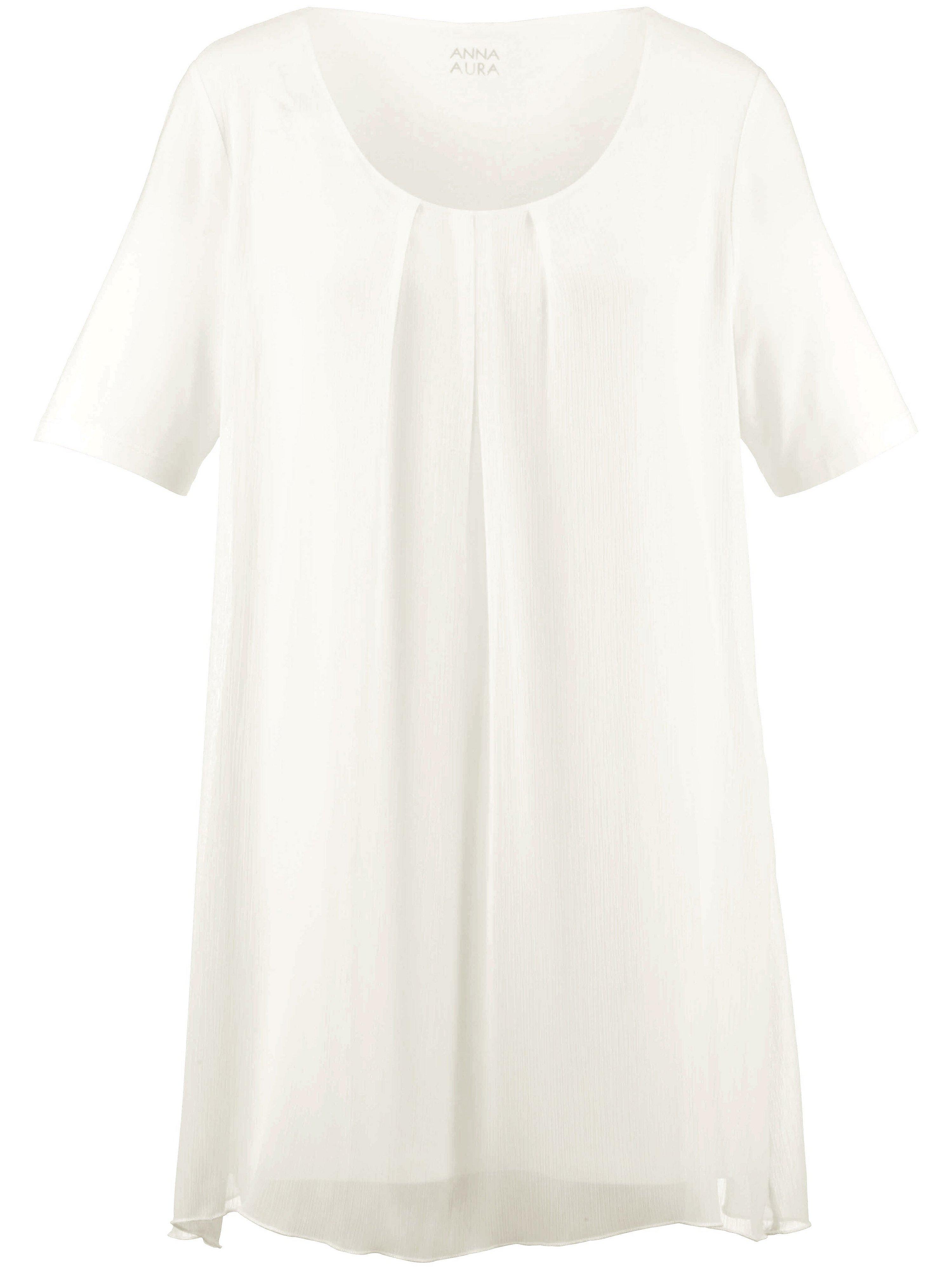 Shirtblouse Van Anna Aura wit