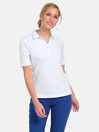 Basler - Polo shirt with short sleeves