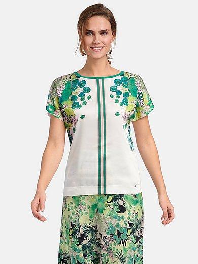 Basler - Shirt in kimonomodel met verlaagde schoudernaden